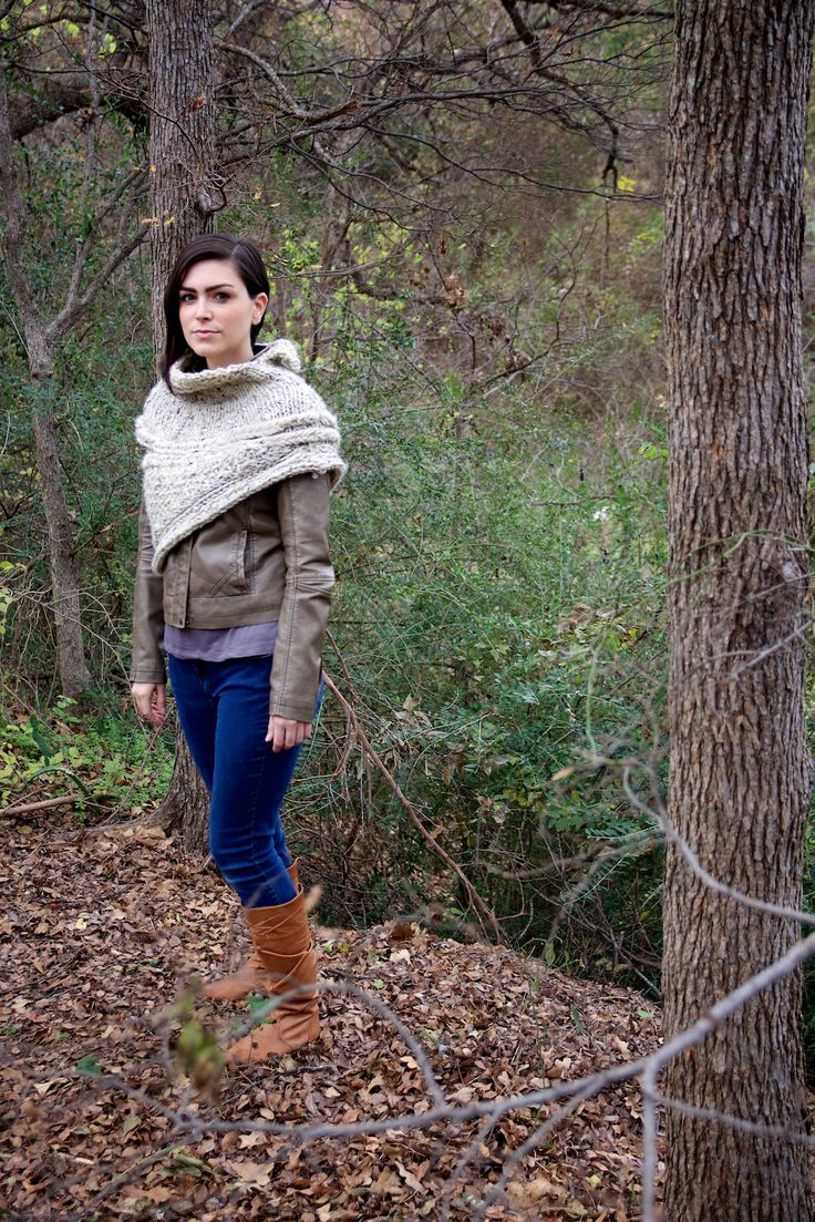 Cowls, Knits and Knitting on Pinterest
