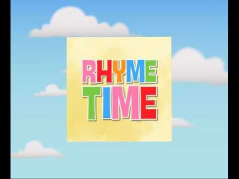 For more info: http://www.tryhookedonphonics.com    This is the Rhyme Time song featured in the Hooked on Phonics Learn to Read Program.    Written by Russell Ginns  Performed by the Bobs  Animated by Big Yellow Taxi
