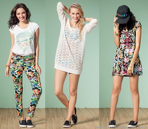 N Cleo Moda Primavera Verano 2015 Ropa De Mujer Casual Y