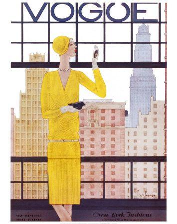 Vogue May 1928  More exceedingly amazing pins on Alevtina BREDIKHINA Pinterest board