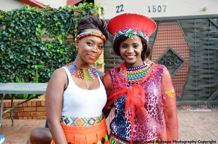 South African Zulu Wedding