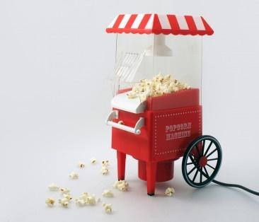 Hol dir das Rummelfeeling zu dir nach Hause. Die Popcornmaschine im Retro-Look bringt Spaß und Genuss für Groß und Klein! #christmas #xmas #weihnachten #weihnachtlich #weihnachtsgeschenke #xmasgifts #gifts