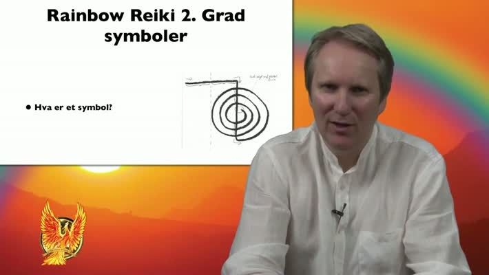 Rainbow Reiki Norge: 1. Introduksjon til symbolene