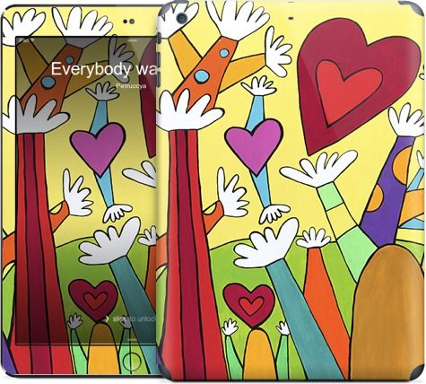 Everybody wants love everyday iPad by Petruccya | Nuvango