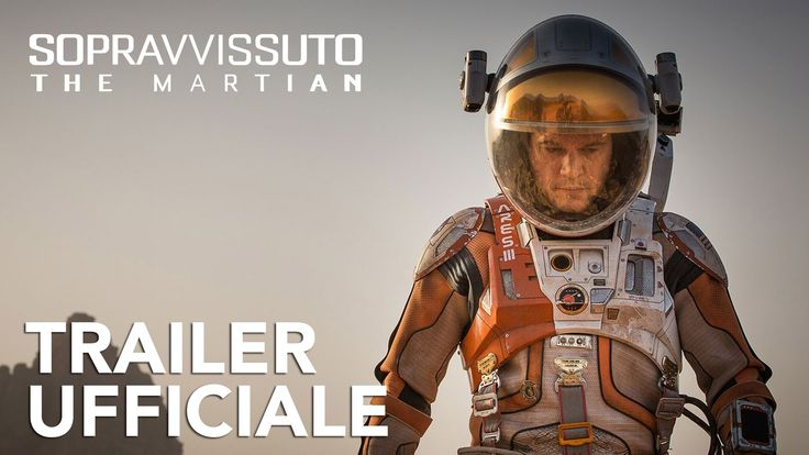 Sopravvissuto - The martian | Trailer Ufficiale [HD] | 20th Century Fox