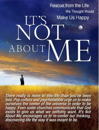 This is one of my favorite books by Max Lucado.  So very true.