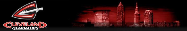 Cleveland Gladiators Arena Football
