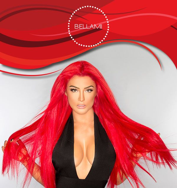 Natalie Eva Marie TestaRossa by Bellami Hair