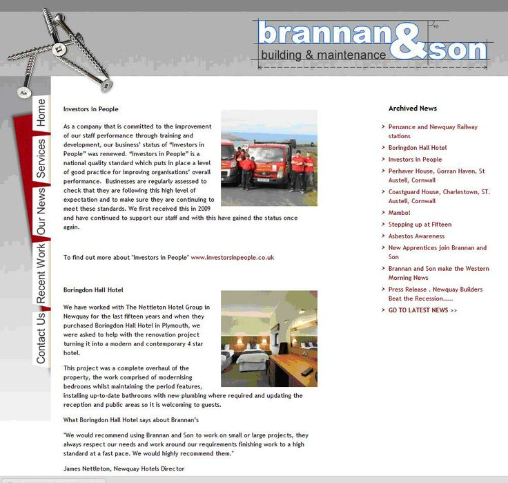 Brannan & Son is an Investor in people