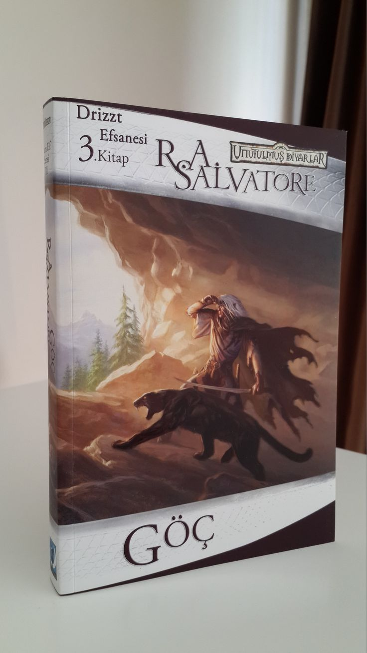 Göç - R.A. Salvatore (Kara Elf Üçlemesi)