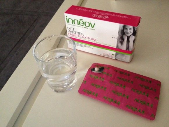 Blog de la guapissima @carmenalcayde Operación bikini con Inneov diet partner