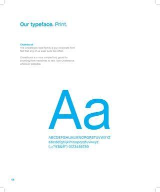 ISSUU - Skype Brand Book by Bondomatic