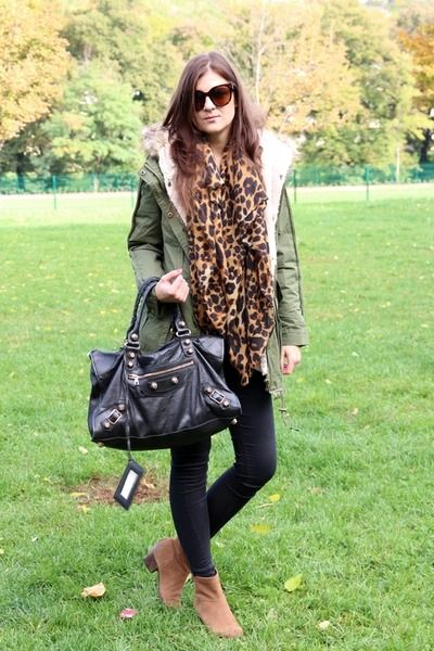 23 best Olive green parka outfits images on Pinterest | Green ...