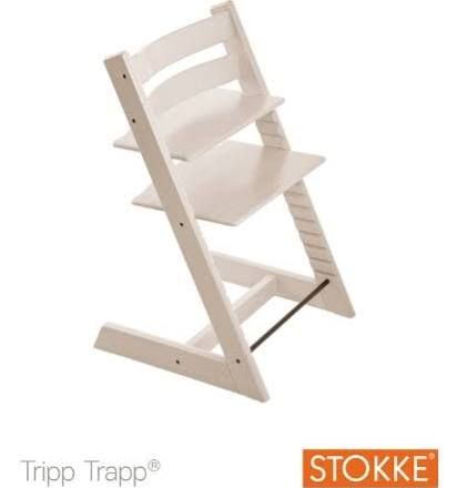 trip trap - Stokke: White Wash