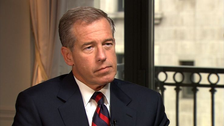 Brian Williams sits down with Matt Lauer in first interview since suspension -   'I said things that weren't true' : Today - 6/19/15