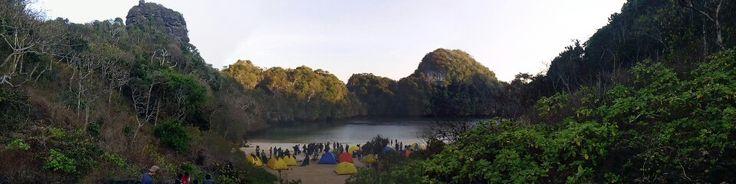 Danau Segara Anakan, Pulau Sempu