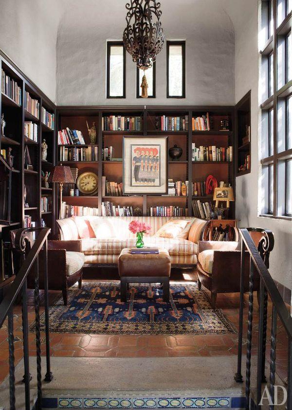 Дом Шерил Кроу в Лос-Анджелесе | AD Magazine