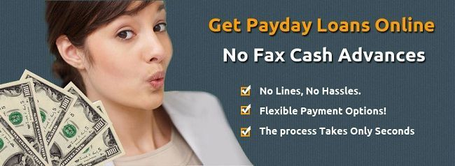 Quick Cash Loans No Credit Or Bad Credit Is Not A Problem! Get Approved In Seco