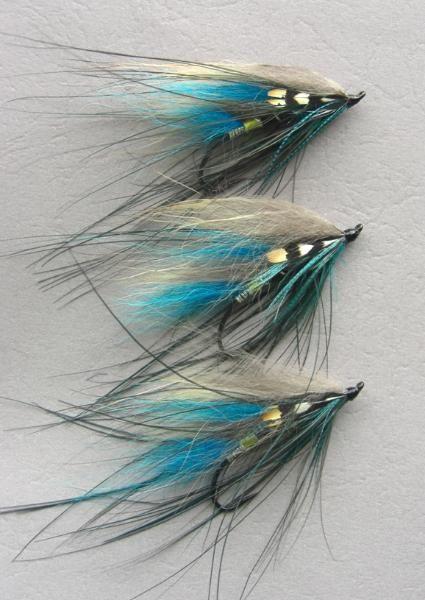 Blue Charm Spey - Atlantic Salmon Spey Fly