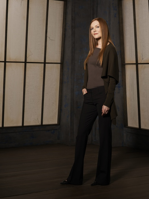 "SCANDAL - ABC's ""Scandal"" stars Darby Stanchfield as Abby Whelan. (ABC/CRAIG SJODIN)"