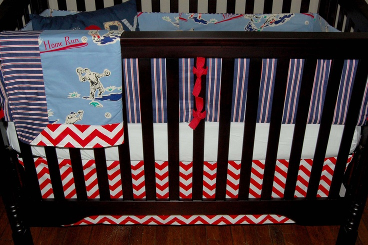 Baseball Themed Nursery Decor Vintage Baseball Themed