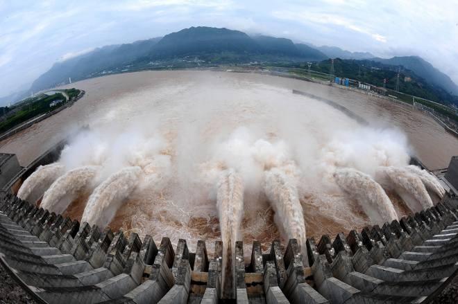 Κίνα: Υδροηλεκτρικό φράγμα ύψους 314 μέτρων