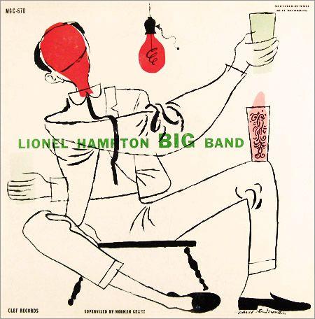 Lionel Hampton, Clef 670, David Stone Martin