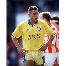 Vinnie Jones, Leeds United.