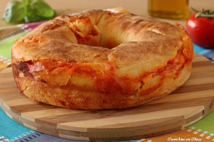 Ciambella alla pizzaiola