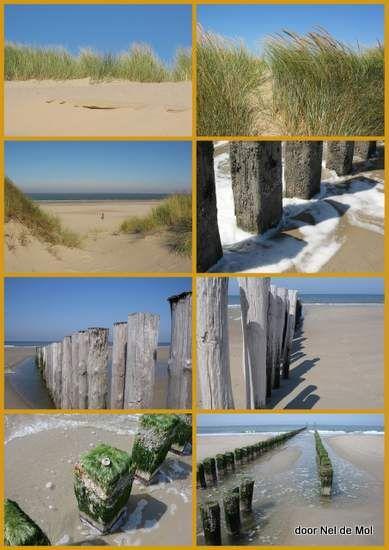 Zee In Zicht - Bestelnummers fotoserie ZEE-LAND-KUST | los bestelbaar via site