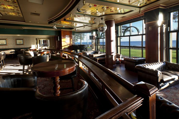 Horizons Bar - what a view!