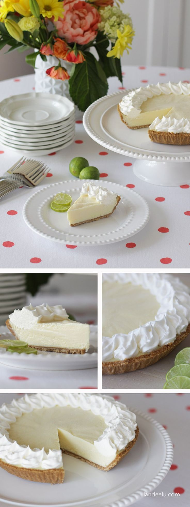 Looking for a way to entertain easily? Pull out an Edwards Dessert Key Lime Pie from the freezer and enjoy your evening! @edwardsdesserts #bringthesweet
