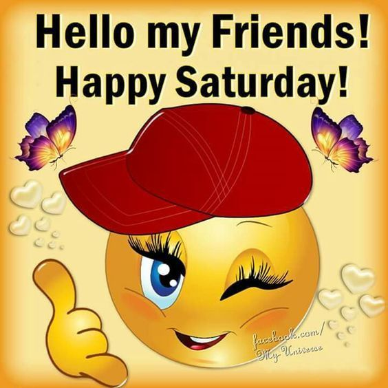 Happy Smiley Happy Saturday good morning saturday saturday quotes happy saturday saturday image quotes