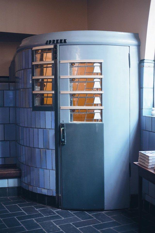 1000 images about jaren 20 jaren 30 woning tegels badkamers gang keuken on pinterest - Deco gang huis ...