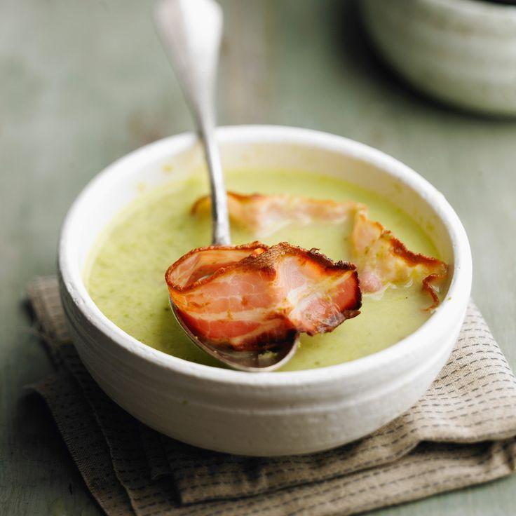 Velouté de soupe au chou #soup