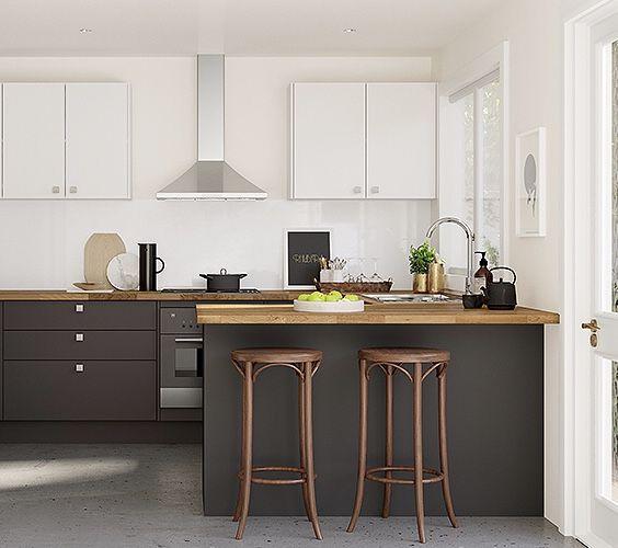 kaboodle kitchen in 2020 modern white kitchen cabinets kitchen remodel small kitchen layout on kaboodle kitchen layout id=40971