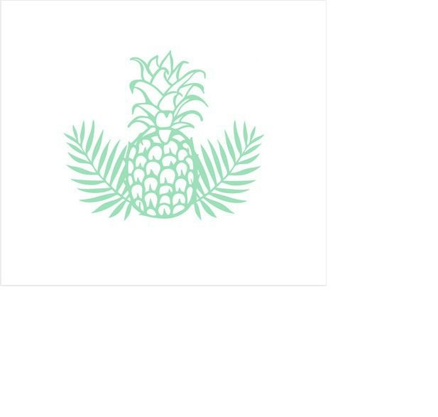 Découpe ANANAS pour scrapbooking carterie.... : Embellissements par didine45