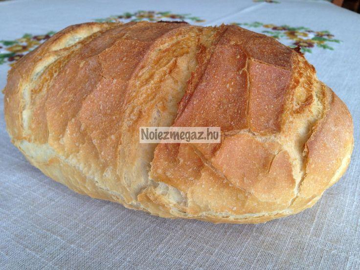 Zürichi kenyér finomlisztből