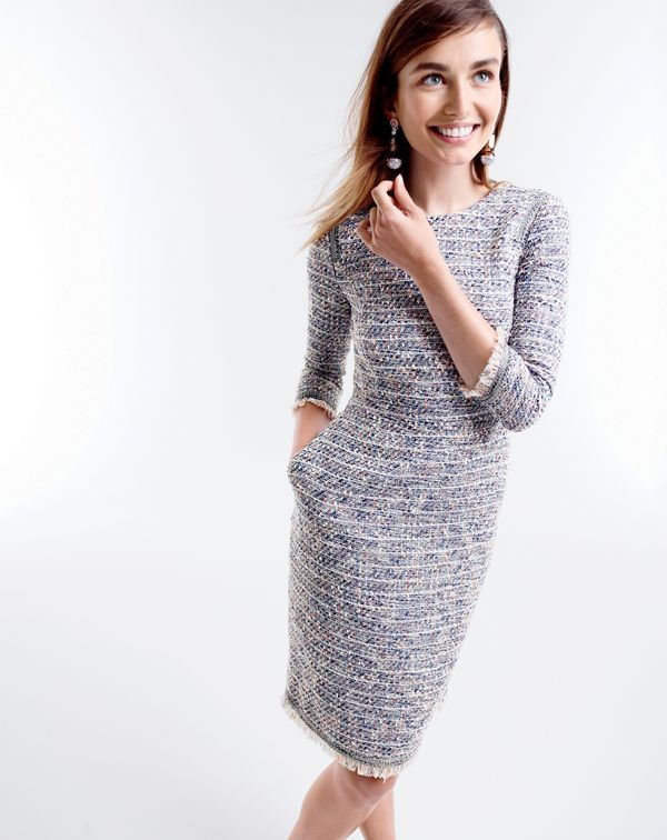 Cool Crew Women39s Confetti Flapper Dress  ThisNext