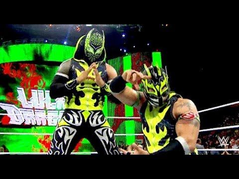 The Lucha Dragons Vs Heath Slater And Bo Dallas: WWE Superstars, March 1...