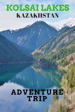 Getting to the Kolsai Lakes in the Off Season: Adventures in Kazakhstan