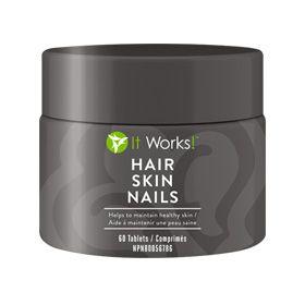 Hair Skin Nails - CA | It Works