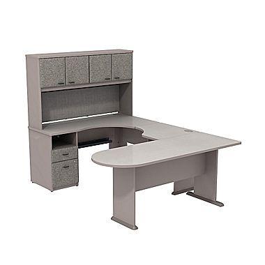 Bush Cubix Expandable Corner Desk