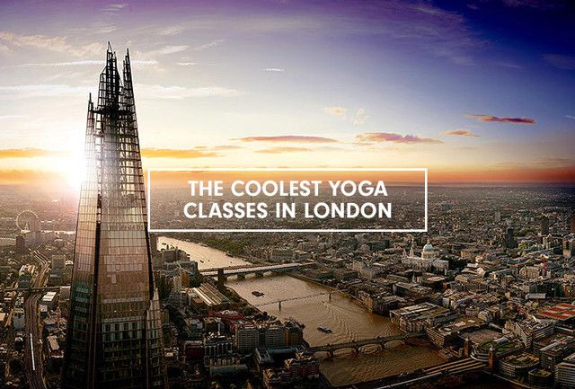 The Coolest Yoga Classes in London  More on my blogpost: http://heyrita.co.uk/2015/03/coolest-yoga-classes-in-london/