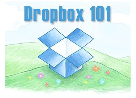Dropbox 101 tutorial and tips for using Dropbox |TheDailyDigi.com