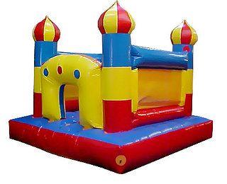 Balão Pula-pula Castelinho  O pula-pula é o mais popular entre os brinquedos infláveis, essa diversão não pode faltar em sua festa ou evento. Além de ser um brinquedo muito seguro a garotada vai pular de alegria.  Possui telas laterais para ventilação e visualização dos pequeninos,   Diametro: Castelo: 3,00 C - 3,00 L - 2,50 A / Até 10 anos Peso máximo: 120 kg  011 949297890 (TIM) 011 967564326 (OI) 011-5622-3736 (FIXO) E-Mail: contato@brinquedosjd.com www.brinquedosjd.com