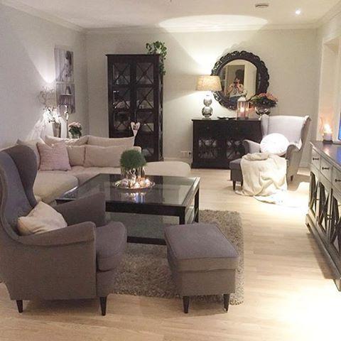 Credit: @synn75 ✨  #norge #nordisk #norway #nordiskdesign #design #interior #interiør #inspirasjon #inspo #relax #light #home #hjem #instahome #instahjem #repost #stil #stilrent #living #life #kos #koselig #stue #stuen #livingroom #livingroomdecor #livingroomideas #living_room #livingroomdesign