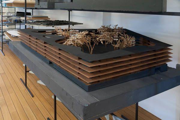 Architekturmodelle Peter Zumthor