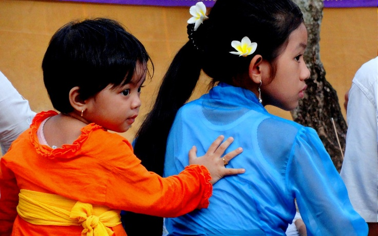 Odalan Ceremony, Ubud, Bali