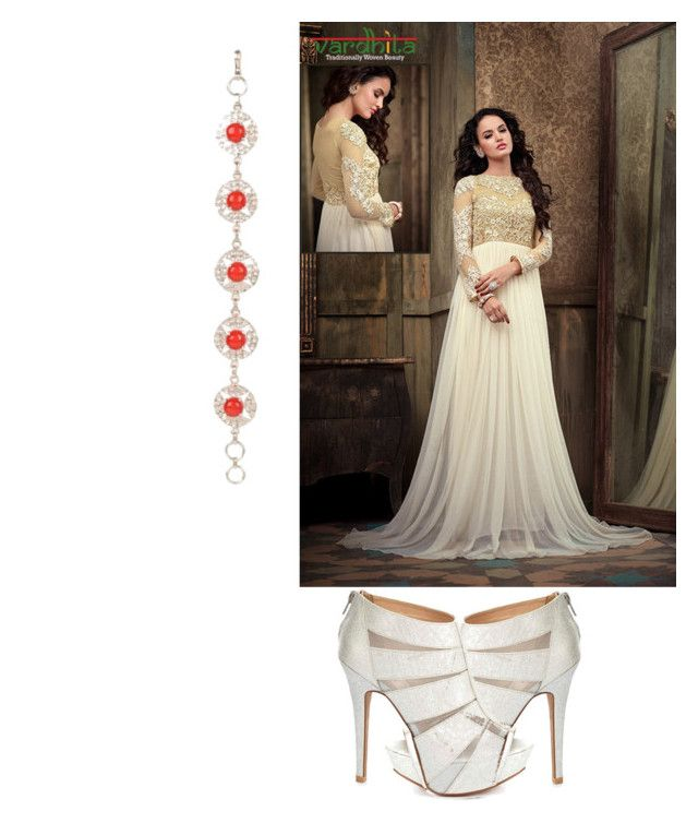 """Happy Rakhi everyone"" by vinithavallabh on Polyvore featuring Charlotte Russe"